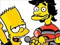 Flight of the Conchords on The Simpsons