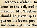 The execution of James Stack