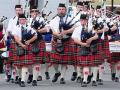Brass and pipe bands