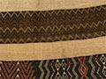 Kaitaka cloaks with tāniko borders