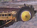 Mining ironsands